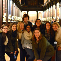 Nursing Students Travel to Dublin as Part of Global Initiative Program