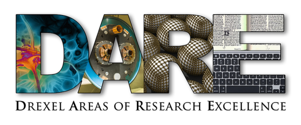 Drexel Areas of Research Excellence graphic
