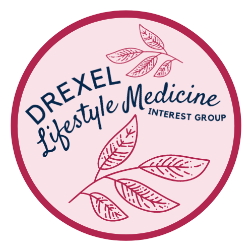 Drexel University Physician Assistant Lifestyle Medicine Interest Group graphic