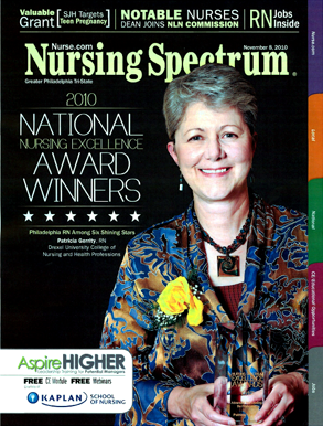 Dr. Gerrity on Nursing Spectrum