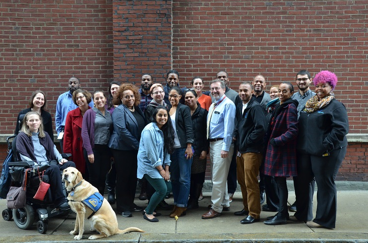 Healing Hurt People and Center for Nonviolence and Social Justice Staff Photo