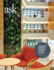 Ask Magazine Cover 2011