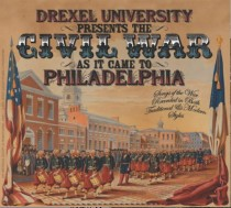 Civil War CD - Front