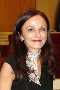 Flavia Padovani - Associate Professor, Department of English and Philosophy