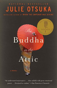 Buddha in the Attic by Julie Otsuka