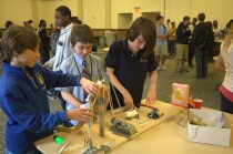 SPS Rube Goldberg Competition