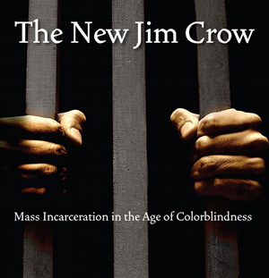 The New Jim Crow - Book Cover