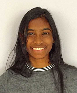 Sanjana Venkat, Drexel College of Arts and Sciences Student Advisory Board Member