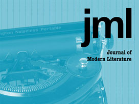 Journal of Modern Literature