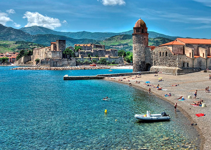 StoryLab Writing Retreat in Collioure, France