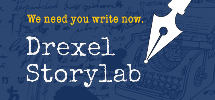 Drexel University's Story Lab invites aspiring writers to enhance their writing skills and build their unique voice.