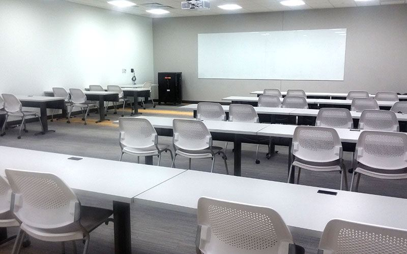 Drexel Social Science Smart Classroom at 3101 Market Steet