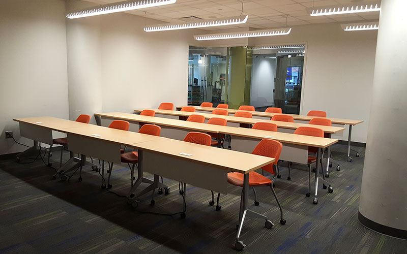 Drexel Social Science Smart Classroom at 3401 Market Steet