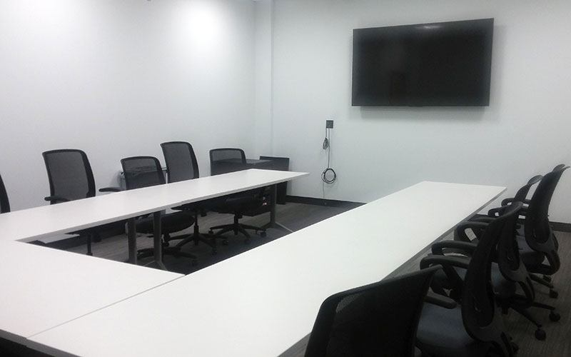 Drexel Social Science Focus Group Room at 3101 Market Street
