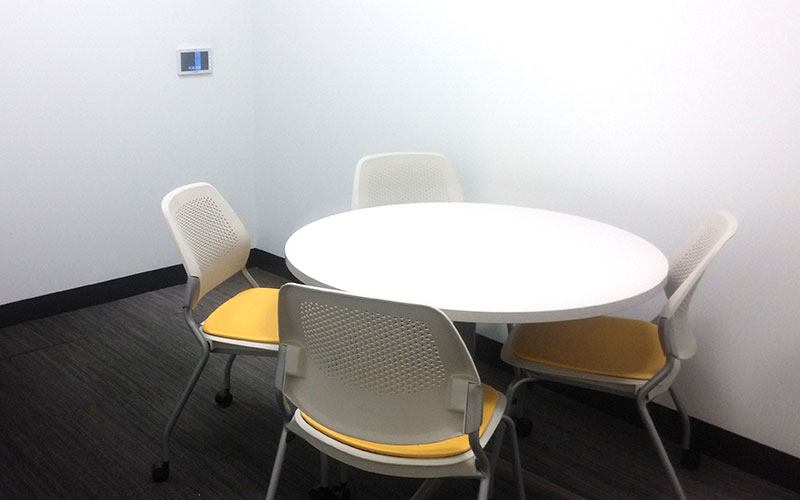 Drexel Social Sciences Interview Room One at 3101 Market Street