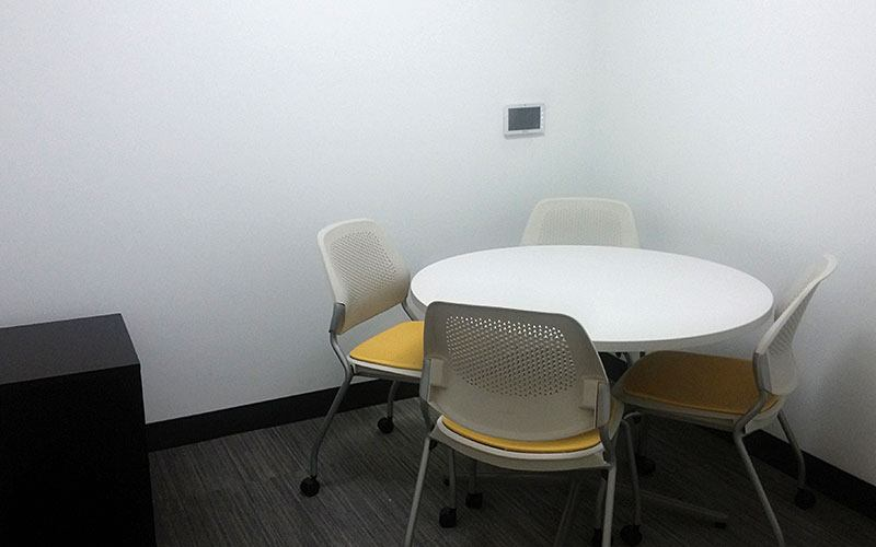 Drexel Social Science Interview Room Two at 3101 Market Street