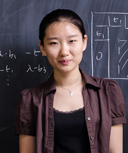 Drexel University Mathematics Alumni Yilin Yang