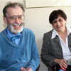 Drs. Leonard Finegold and Emilie Passow