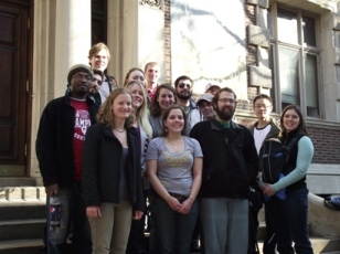 Biology Graduate Students at the Philadelphia Mutters Museum