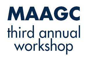2016 MAAGC Workshop