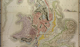 William Smith Geology Map