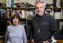 Maryann Fitzpatrick and Wolfgang Nadler