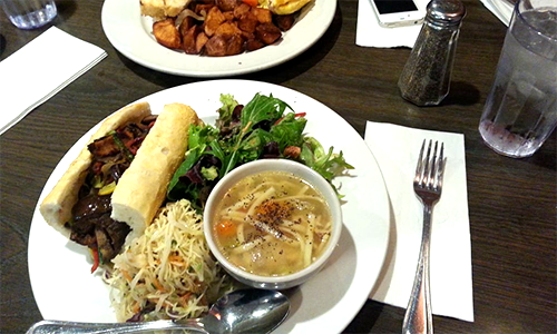 Sabrinas Cafe Soup and Salad