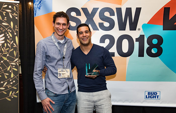 Psych PhD Student & Nonprofit Co-Founder Honored at SXSW