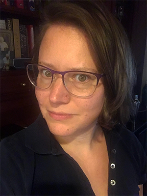 Liz Kimball, PhD, Assistant Professor of English and Philosophy at Drexel University