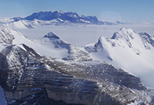 Antartica Mountain Ranges by Ted Daeschler, PhD