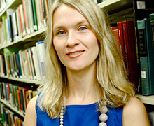 Asta Zelenkauskaite is an associate professor of communication at Drexel University