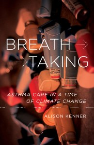 Book Cover: Breathtaking | By Alison Kenner