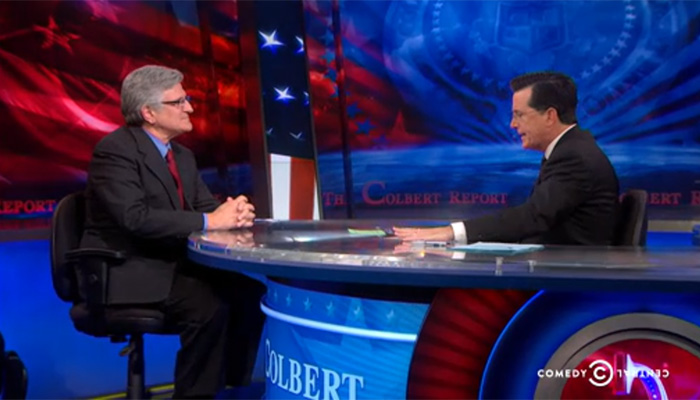 Paul Offit - Colbert Report