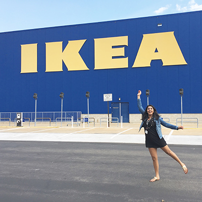 Sumita Gangwani, Environmental Studies, Drexel University IKEA co-op