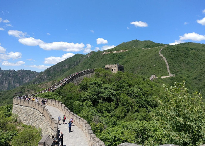 China  - Drexel CoAS Majors Share Favorite Travel Destination