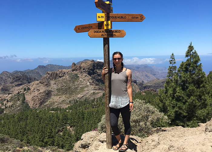 Gran Canaria, Canary Islands - Drexel CoAS Majors Share Favorite Travel Destination