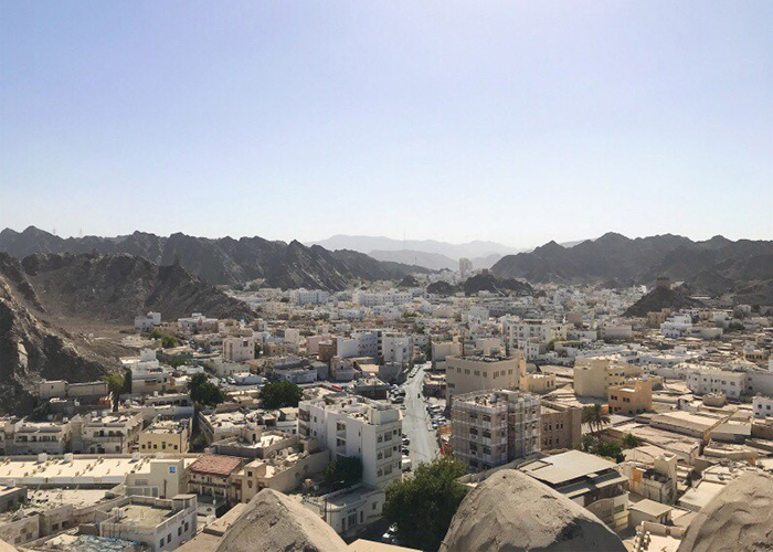 Muscat, Oman - Drexel CoAS Majors Share Favorite Travel Destination