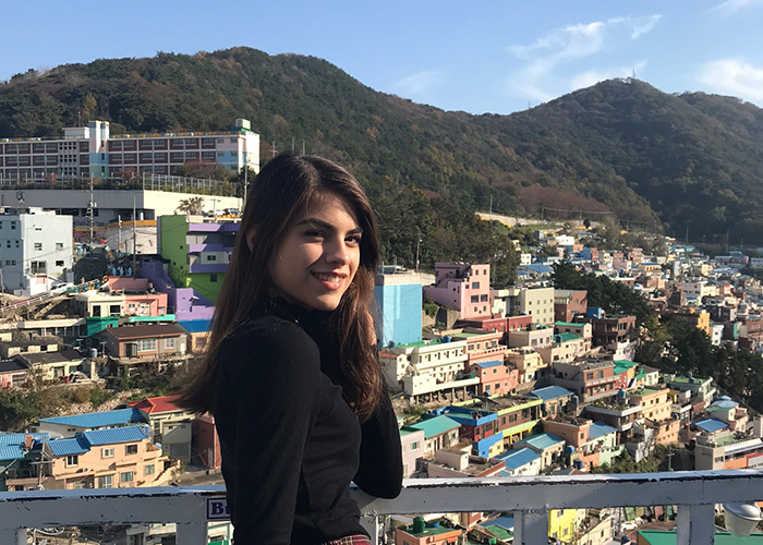 Seoul, South Korea - Drexel CoAS Majors Share Favorite Travel Destination