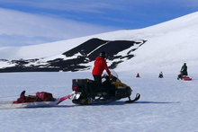 Snowmobile Training 220
