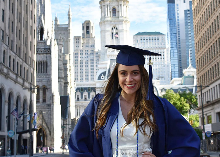 Deanna Mauro Biology Student at Drexel University