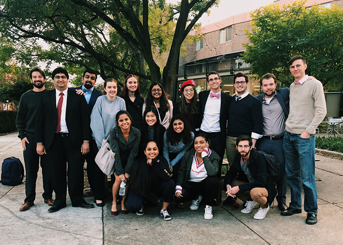 Student Organization - Drexel University Mock Trial Association
