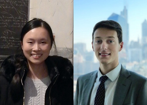 Yih Chia Lam and Sean McClellan