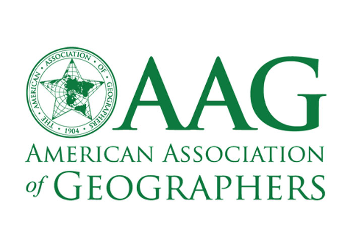 Logo - american association of geographers