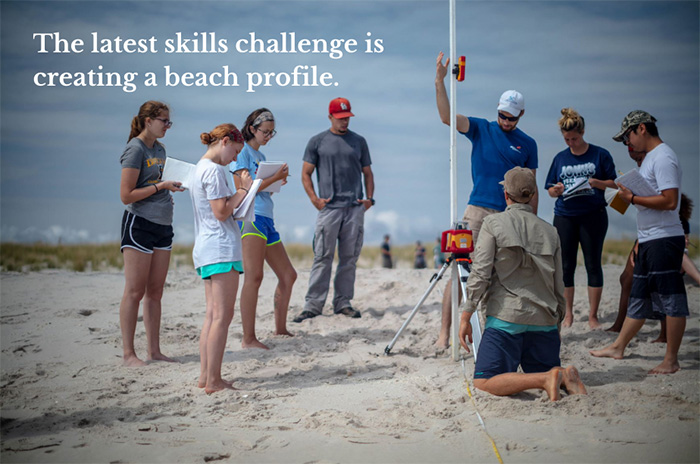 Drexel Students Become Scientists in Marine Field Methods Course