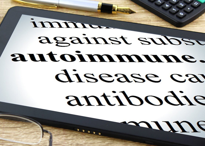 Autoimmune graphic