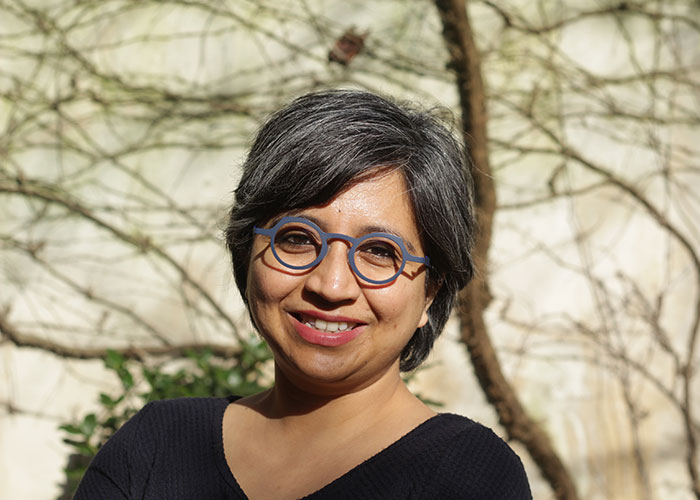 Assistant Professor of History Debjani Bhattacharyya, PhD