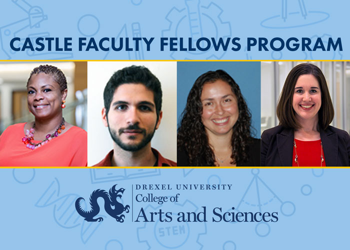Drexel University CASTLE Faculty Fellows Advance STEM and Academic Inclusion