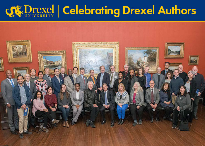 Drexel University's 8th Annual Celebration of Faculty Authors -- June 2, 2020