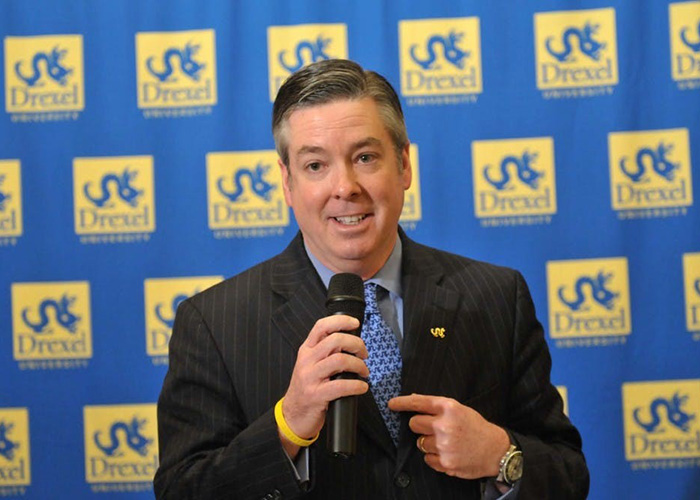John Fry Named Drexel University's 14th President