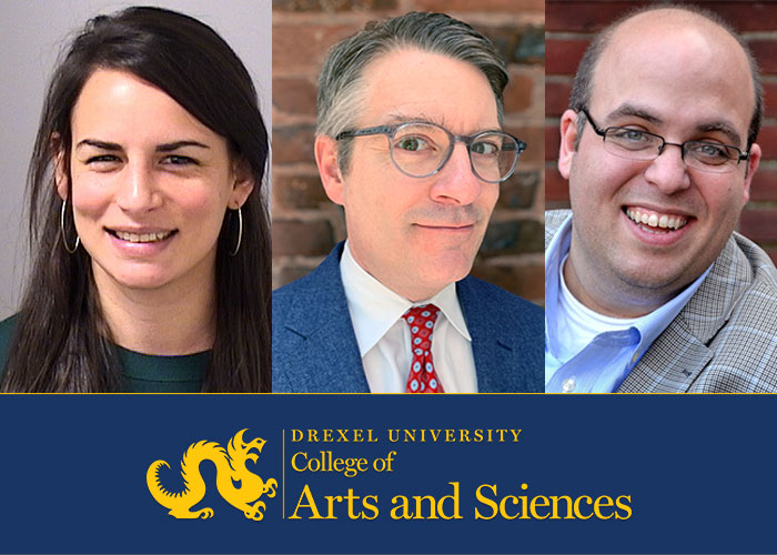 Meet the New Directors at the Drexel University College of Arts and Sciences